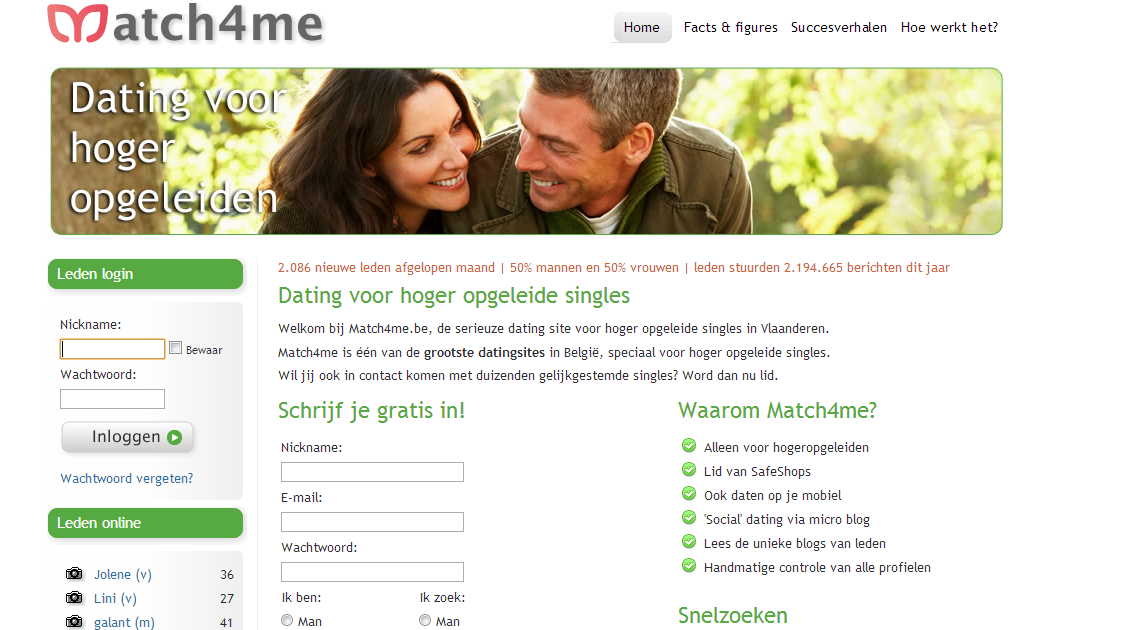 Dating sider for voksne